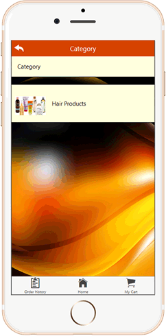 IWH Apps Mcommerce feature
